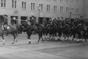 Berlin Horse plaltoon