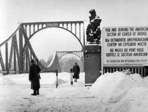 Berlin Bridge of spys